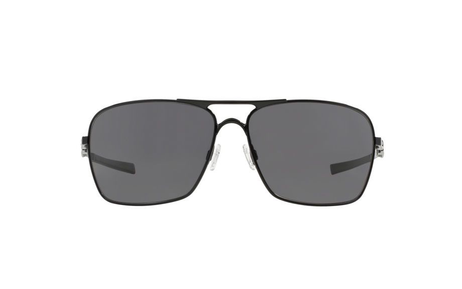 a85bbc72a7 Oakley Plaintiff Squared Polished Black OO4063-01 - Free Shipping ...