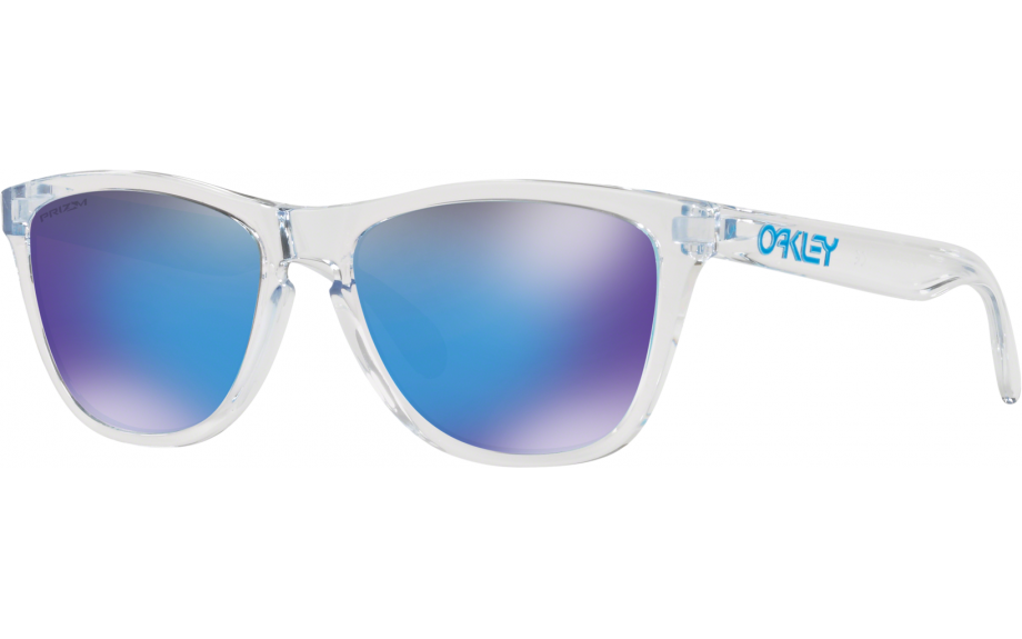 28159031c4 Oakley Frogskins Crystal Clear OO9013-D0 - Free Shipping