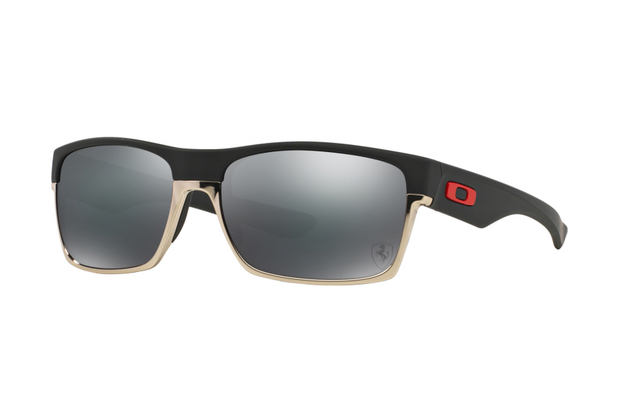 80eeca6ae2a Oakley Ferrari Special Edition Two Face Matte Black OO9189-20 ALT - Free  Shipping