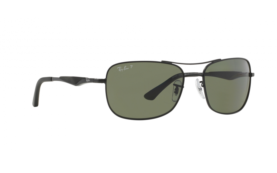 4bef448a57ca5 Ray-Ban RB3515 006 9A 61 Sunglasses - Free Shipping