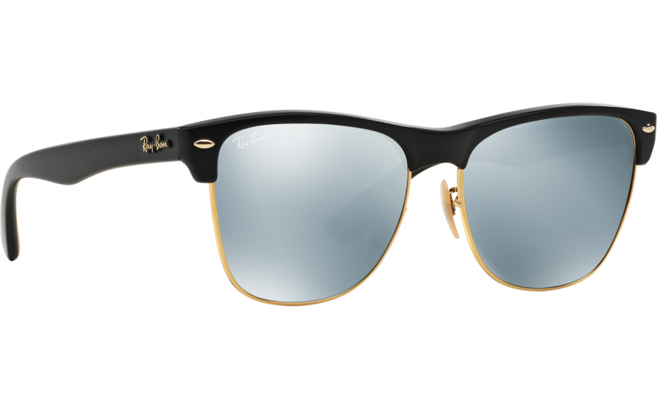 ee24eeaafb Ray-Ban Clubmaster Oversized RB4175 877 30 57 Sunglasses - Free Shipping