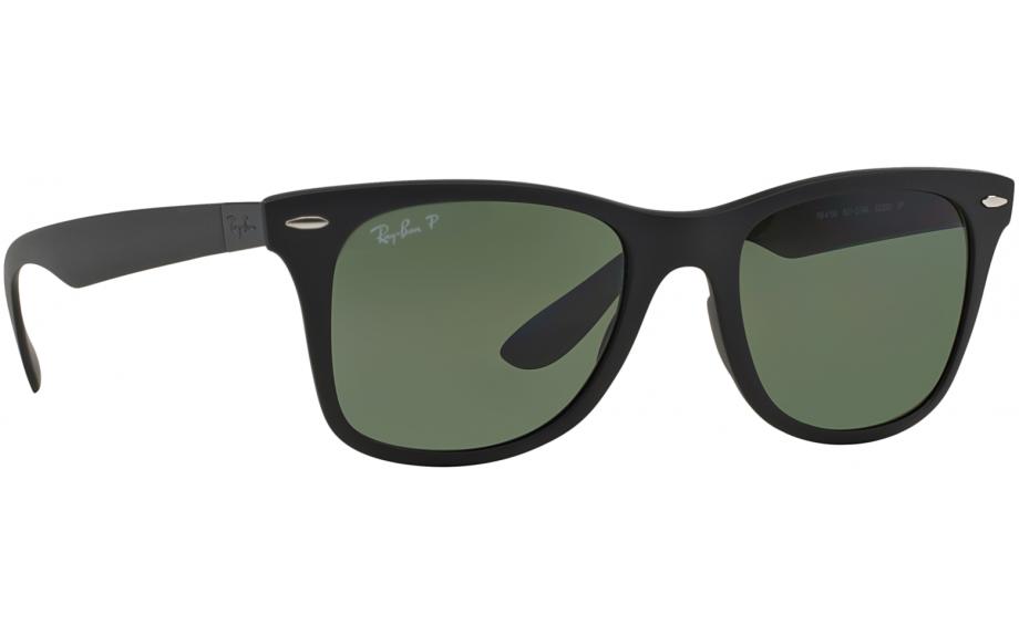 c04af0dfa Ray-Ban Wayfarer Liteforce RB4195 601S9A 52 Sunglasses - Free Shipping |  Shade Station