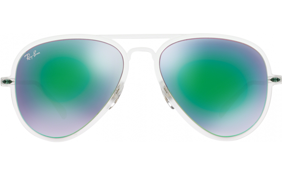 da6a884368 Ray-Ban Aviator Light Ray II RB4211 646 3R 56 Sunglasses - Free ...