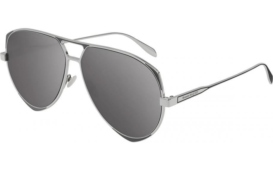 f15bbfd8c854 Alexander McQueen AM0200S 001 58 Sunglasses - Free Shipping