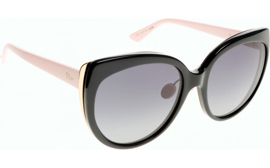 8d5f98a6a6 Dior DIORIFIC 1N 3C3 57 Sunglasses - Free Shipping