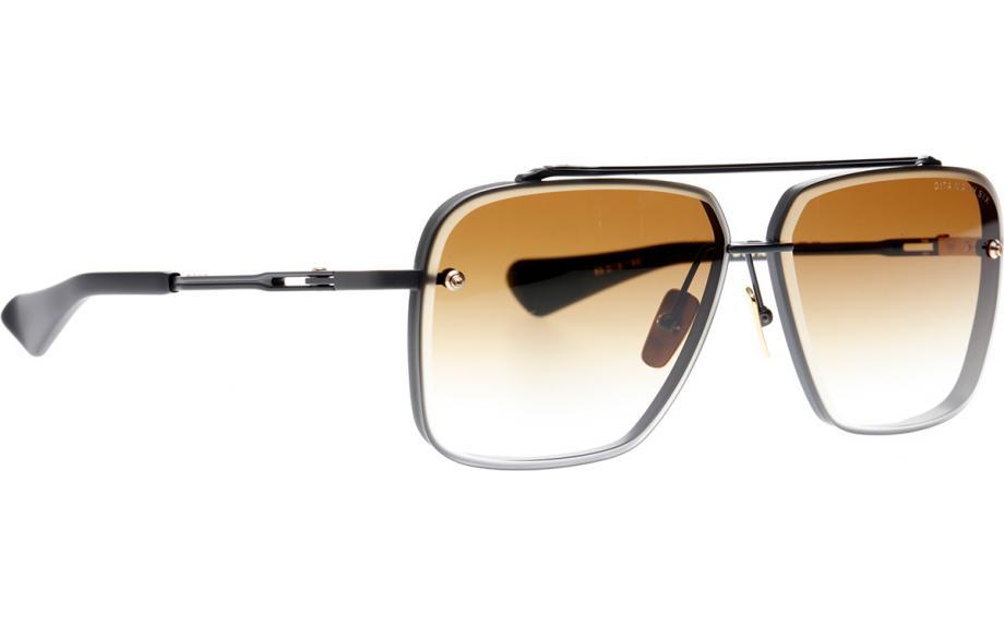 31cace9b1a0 Dita Mach Six DTS121-03 62 Sunglasses - Free Shipping