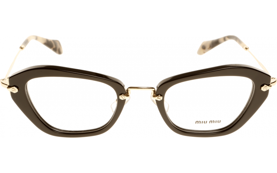 miu miu mu 05nv 1ab101 50 glasses free shipping shade station