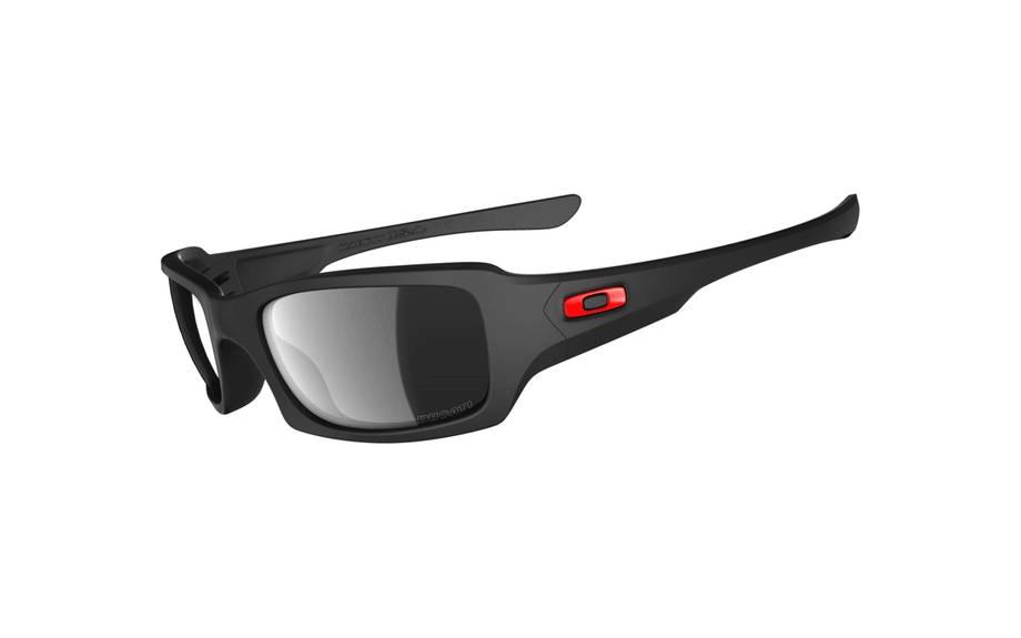 Oakley Ducati Fives Squared Matt Black With Red Oakley Logo 24-191