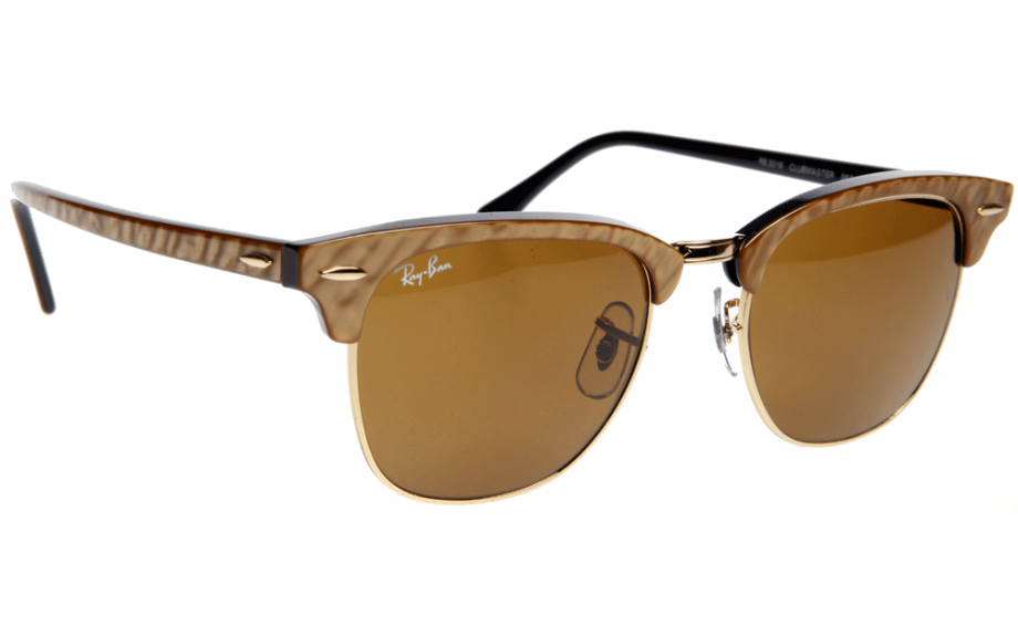 rb3016 49 clubmaster  Ray-Ban Clubmaster RB3016 987 49 Sunglasses - Free Shipping ...