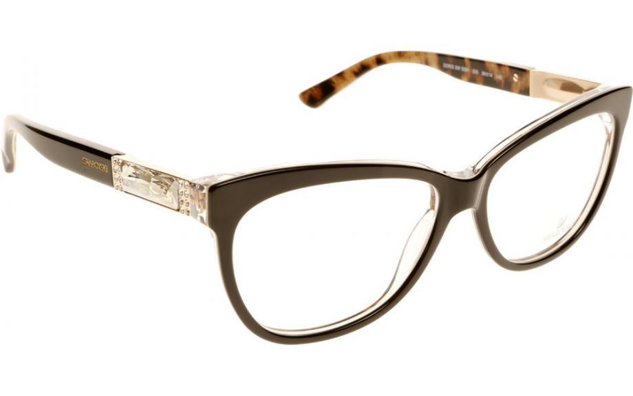 47bc79e58073 Swarovski Doris SK5091 005 56 Glasses - Free Shipping | Shade Station
