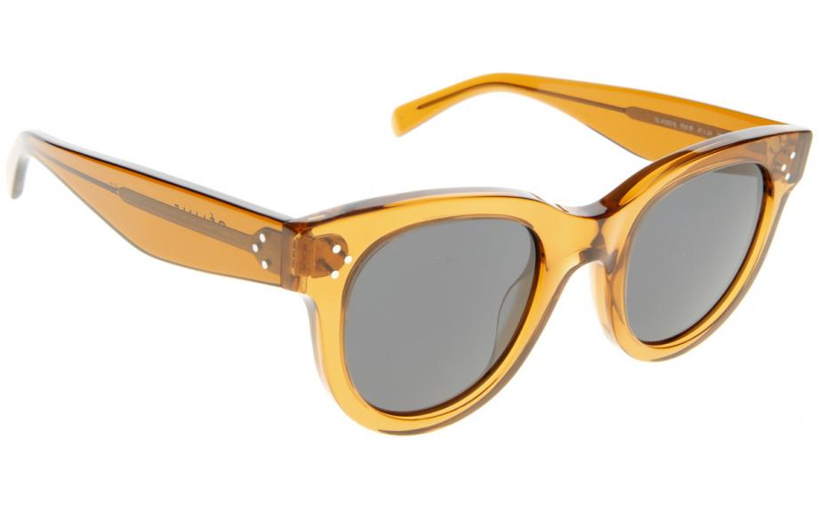 e07867267cc3 Celine Baby Audrey CL41053/S F33 IR 47 Sunglasses - Free Shipping   Shade  Station
