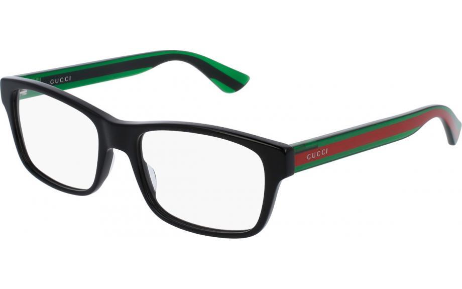 6b5efc7d87b Gucci GG0006O 006 55 Glasses - Free Shipping